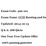 Cisco 400-101 Practice Exam, Cisco CCIE 400-101 practice test