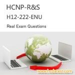 H12-222-ENU pdf questions, Huawei H12-222 study materials